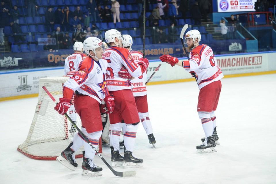Фото: ХК Южный Урал