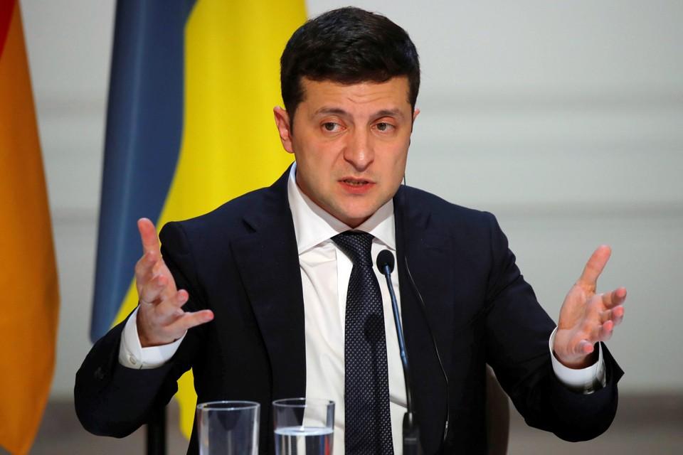 «Зе» анонсировал пристанище для переселенцев из Крыма