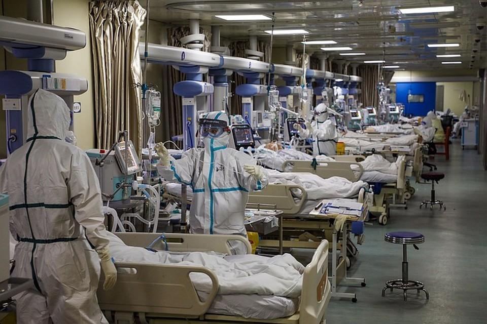 Новый способ лечения коронавируса, открытый в Ухане, оказался эффективным