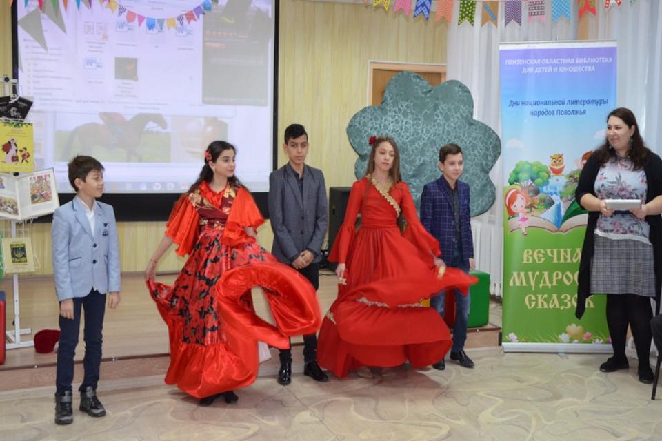 Фото: Пресс-служба Министерства культуры и туризма Пензенской области