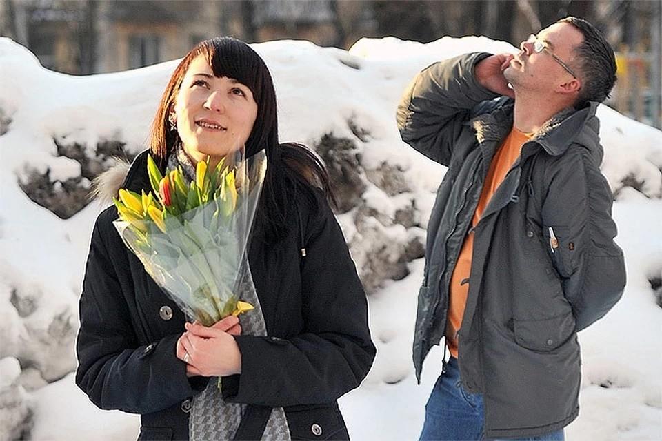 Оказывается, 8 Марта на работе отмечают чаще, чем 23 февраля