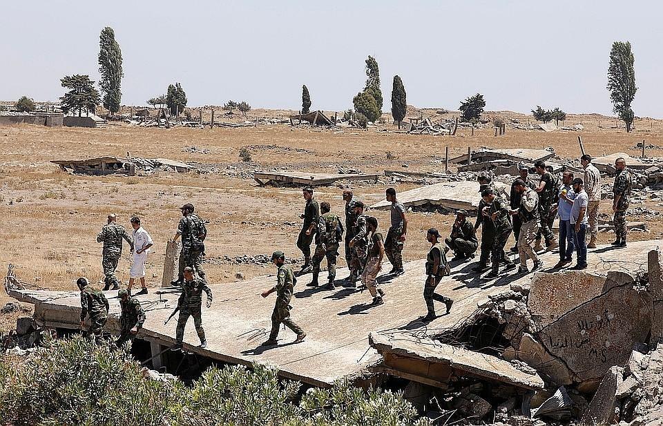 В Идлибе боевики при поддержке Турции напали на позиции военных Сирии