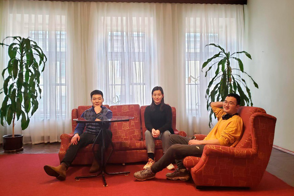 В общежитии для студентов из Китая создан отдельный блок. Фото предоставлено пресс-службой университета Герцена