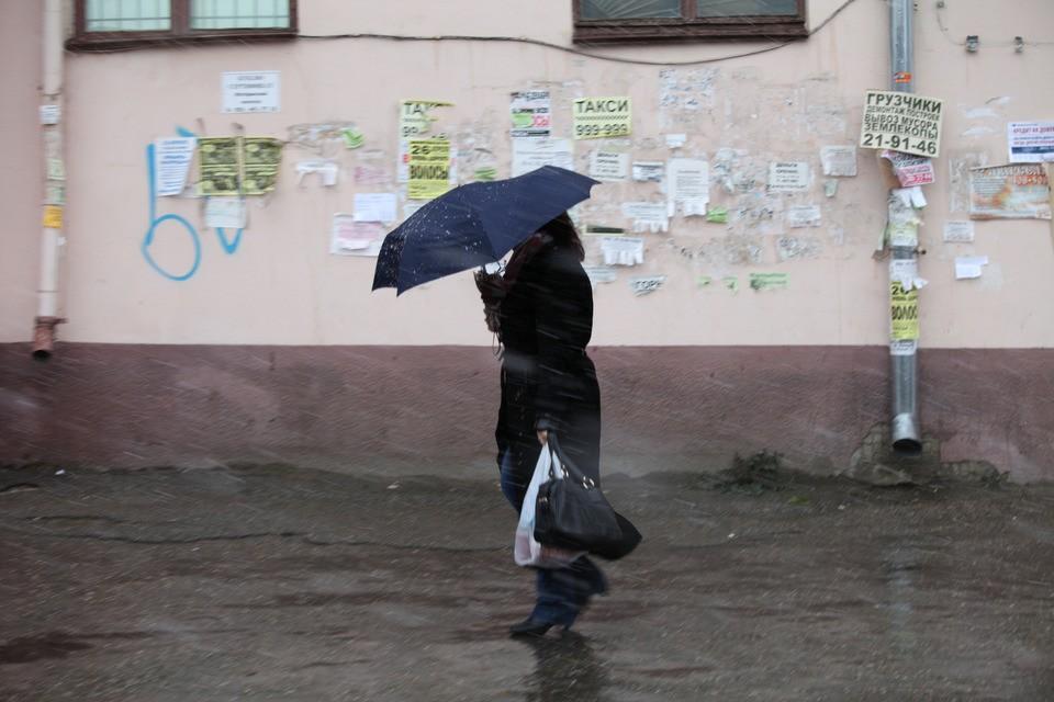 Погода в Ставропольском крае на 25 февраля