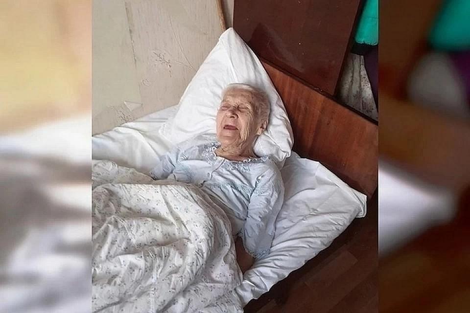 Валентина Репина едва не стала жертвой отравления в собственной квартире