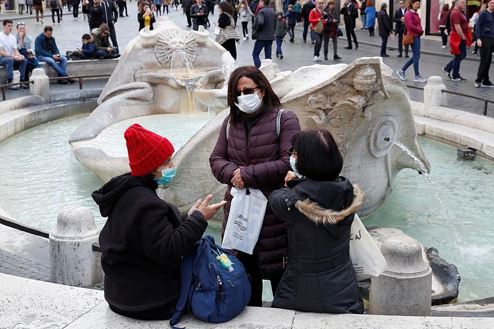 Глядя на Италию перепугалась вся Европа. Своей участи странам оставалась ждать недолго. За минувшие сутки коронавирус проник в шесть государств