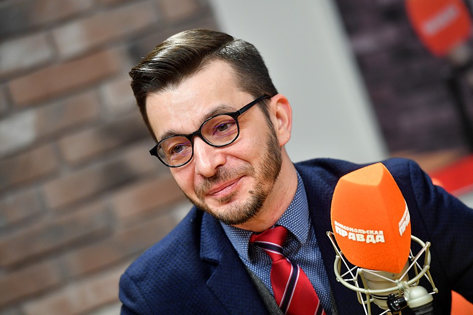 """Психотерапевт Андрей Курпатов на Радио """"Комсомольская правда"""""""