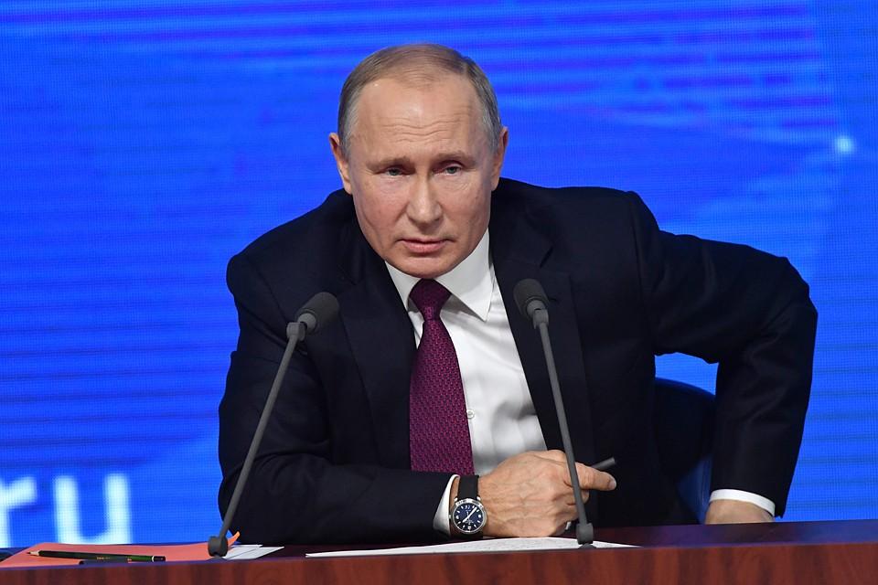 Путин рассказал, что ему предлагали использовать двойника, но он отказался