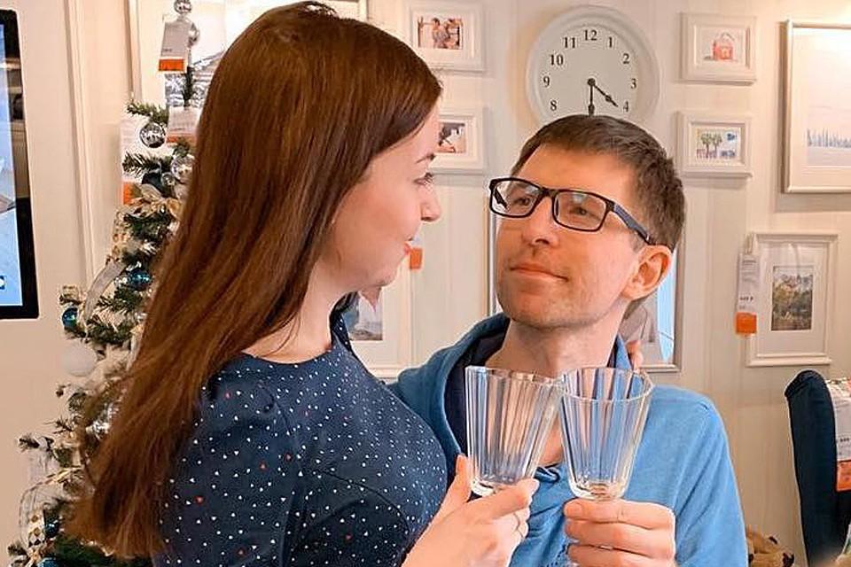 погибший муж блогера Екатерины Диденко хвастался в сети химическими экспериментами