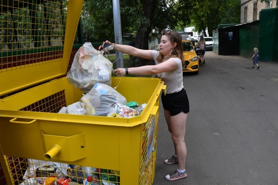 Для самых распространенных в быту отходов пока не придумали способа массовой переработки