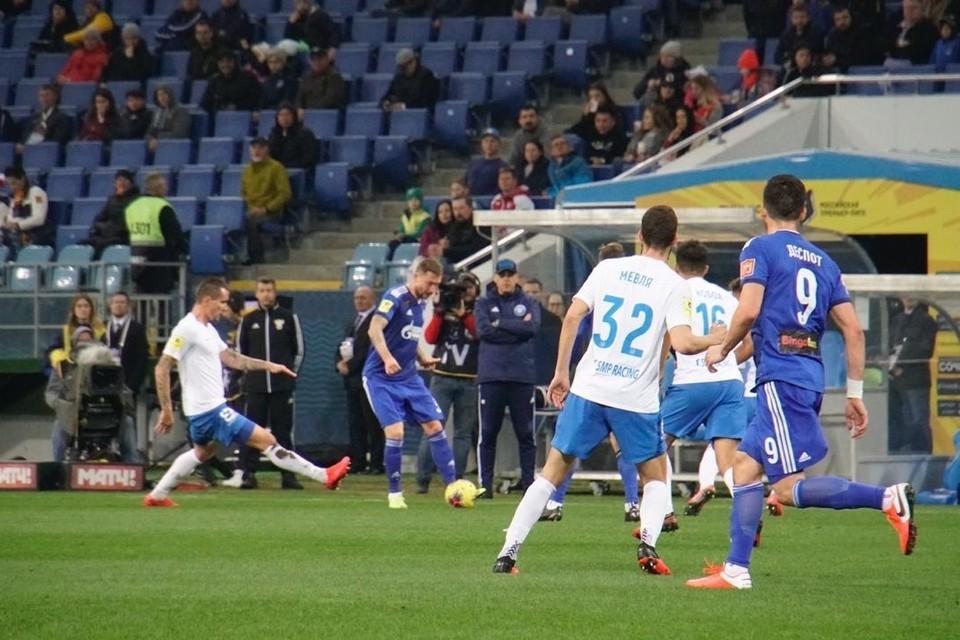 Сочи разгромил Оренбург со счетом 5:1 Фото: ФК Оренбург