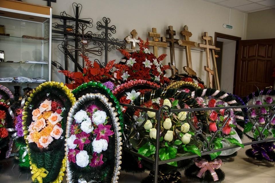 В Самаре снова возникла спорная ситуация на рынке ритуальных услуг