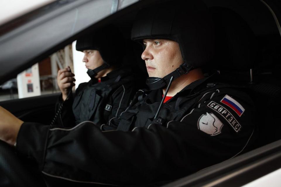 Гвардейцы спасли пожилую сибирячку. Фото: агентство Безопасности ГВАРДИЯ.
