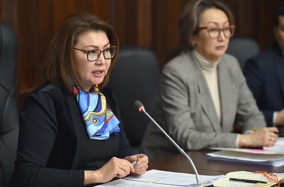 О новых ограничениях, принятых Республиканским штабом, рассказала Алтынай Омурбекова.