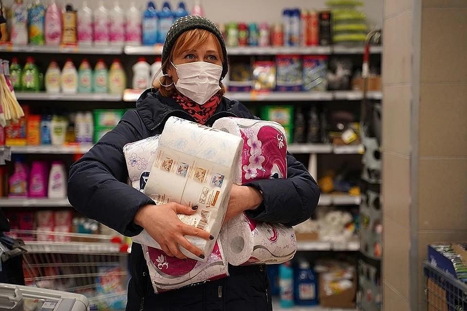 """В """"Трезвой России"""" предложили государству установить цены на медицинские маски"""
