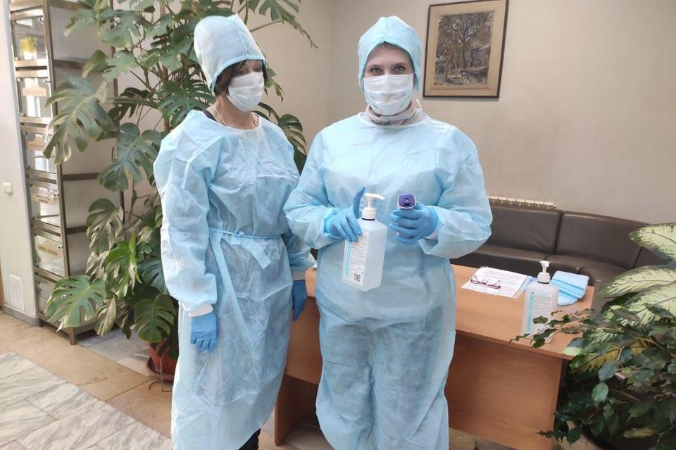 В Саратове прошло совещание координационного совета по противодействию коронавирусу