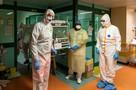 """""""Я почти ослеп, делал 40 вдохов в минуту, парацетамол не помогал"""": врач, заболевший коронавирусом, рассказал, как проходит болезнь"""