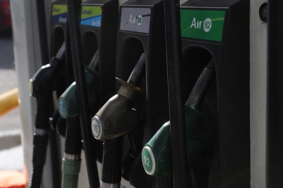 Владимир Путин прокомментировал рост цен на бензин