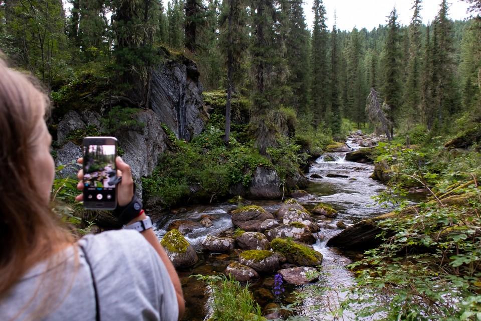 Даже в малонаселенной Сибири есть варианты путешествий в субботу и воскресенье