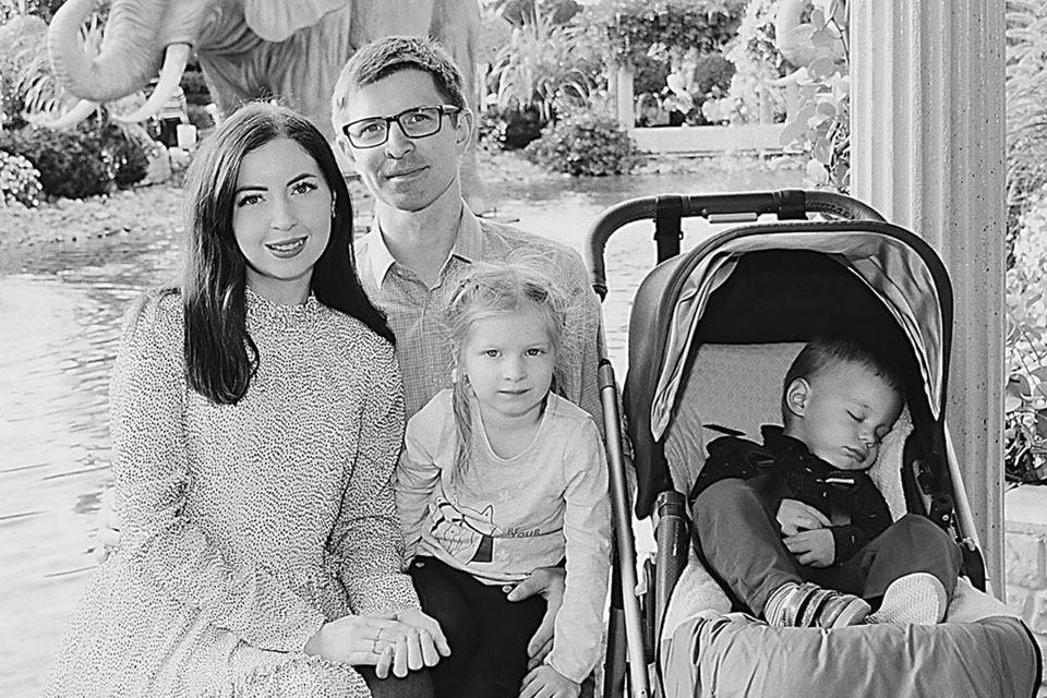 Аптечный блогер Екатерина Диденко рассказала дочке о смерти мужа