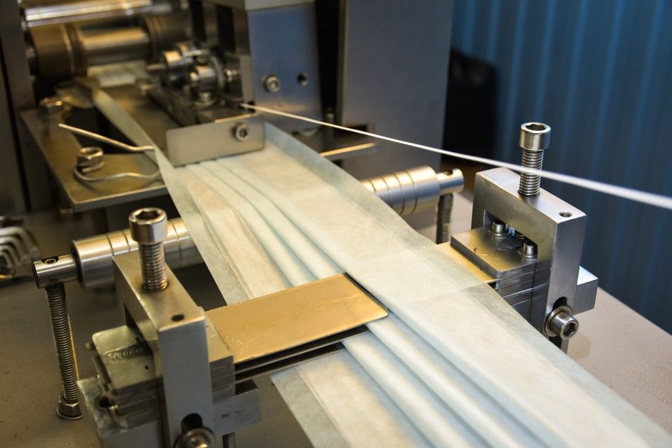 Производство масок запущено в Бердске.
