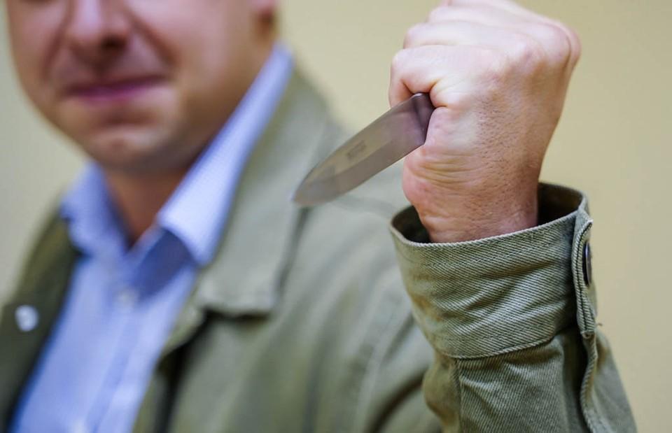 На теле убитого зафиксировали ножевые ранения