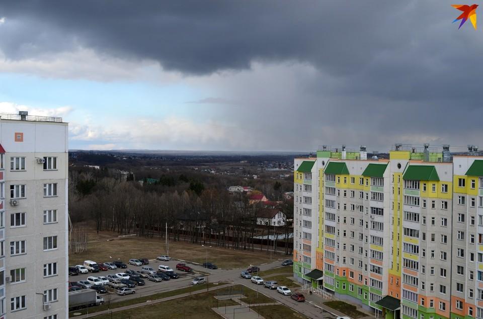 Неблагоприятная погода ожидается на Орловщине в ближайшие сутки