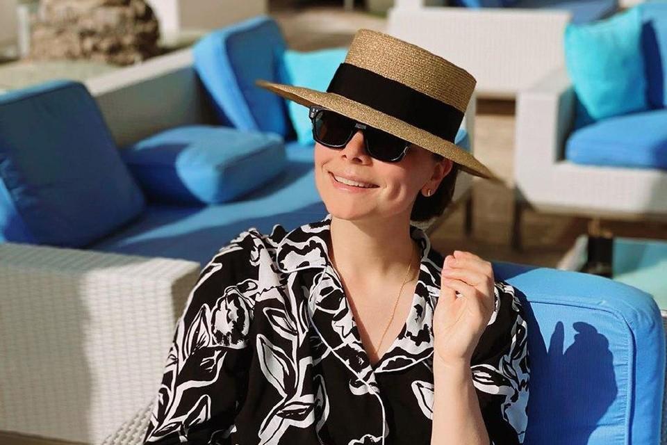 Татьяну Брухунову ее подписчики прозвали иконой стиля - настолько изысканно и дорого одевается красавица