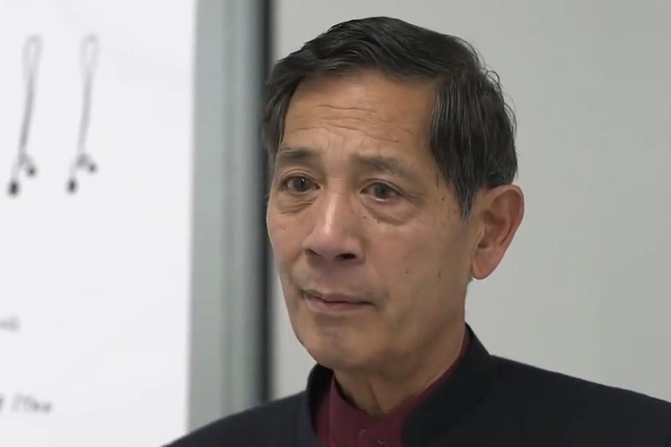 Профессор Университета Майнца, доктор Sucharit Bhakdi