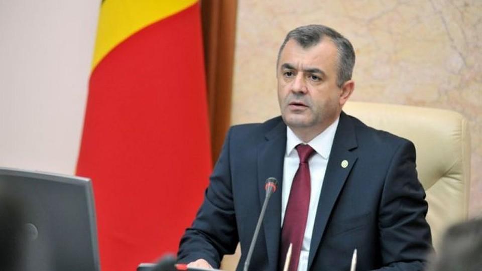 Премьер Молдовы Ион Кику о новых ограничениях во время ЧП: Больше трех не собираться и всегда иметь с собой паспорт