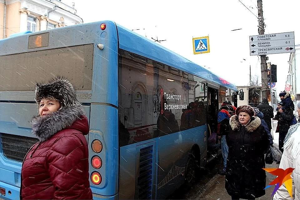 Транспортная реформа Твери ещё не завершена.