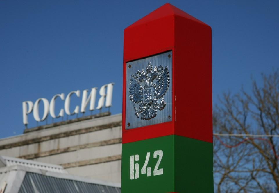 Россия закрывает границы из-за угрозы коронавируса