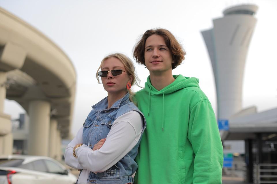 """Блогеры Юлия Коваль и Ян Гордиенко. Фото: предоставлено телеканалом """"Пятница"""""""