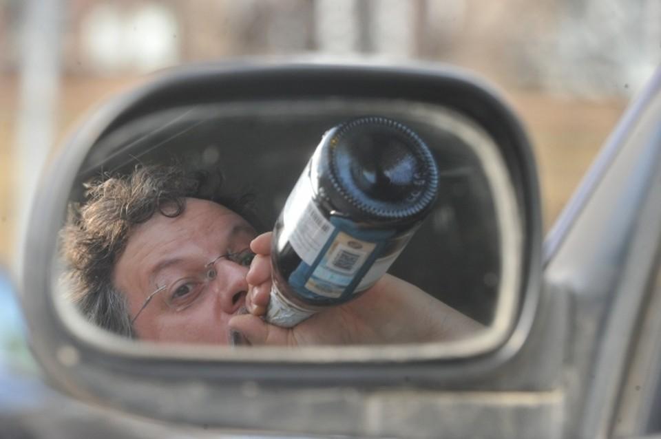 В Астраханской области задержали 38 нетрезвых водителей
