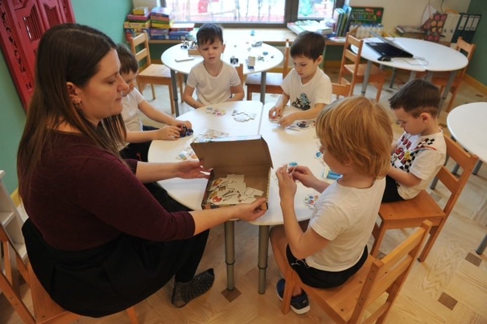 В астраханских детсадах созданы дежурные группы