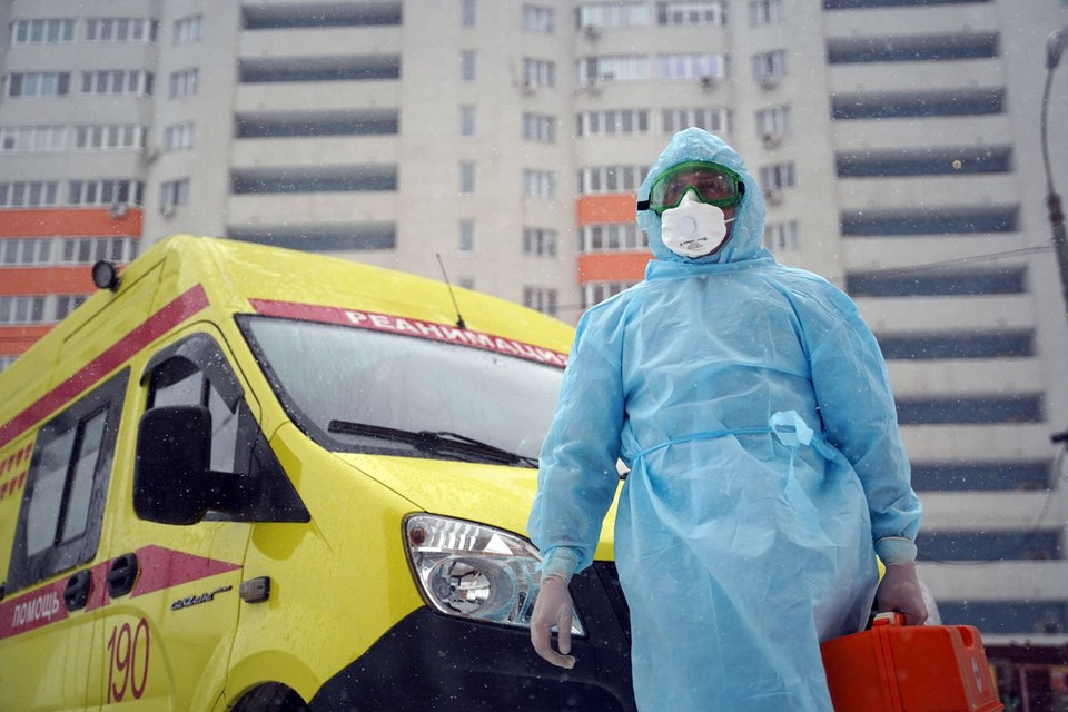 Оперативный штаб рассказал о количестве заболевших из-за коронавируса в Москве