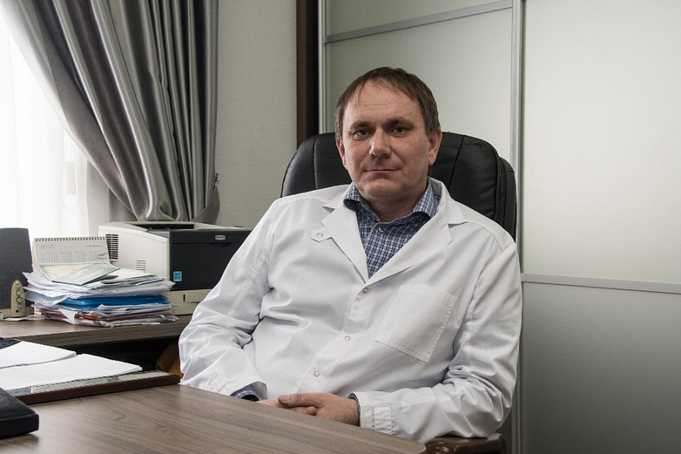 Сергей Зотов. Фото: пресс-службы администрации Кубани.