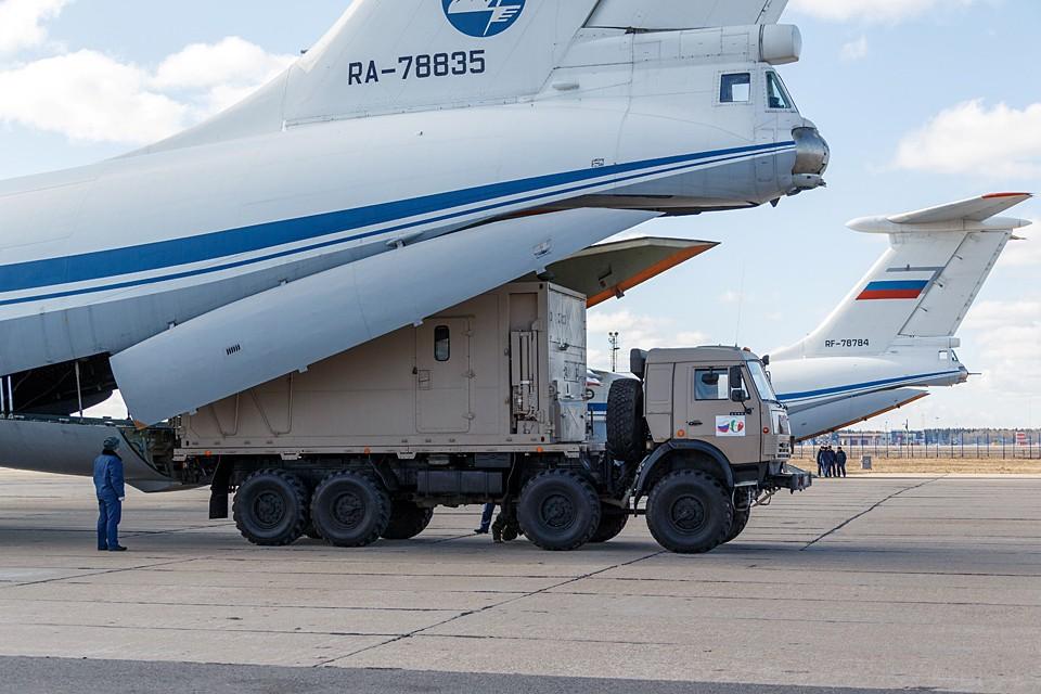 Сегодня в течение дня осуществлялось техническое согласование и подготовка к отправке из России авиарейса, который, как ожидается, вылетит до конца текущих суток