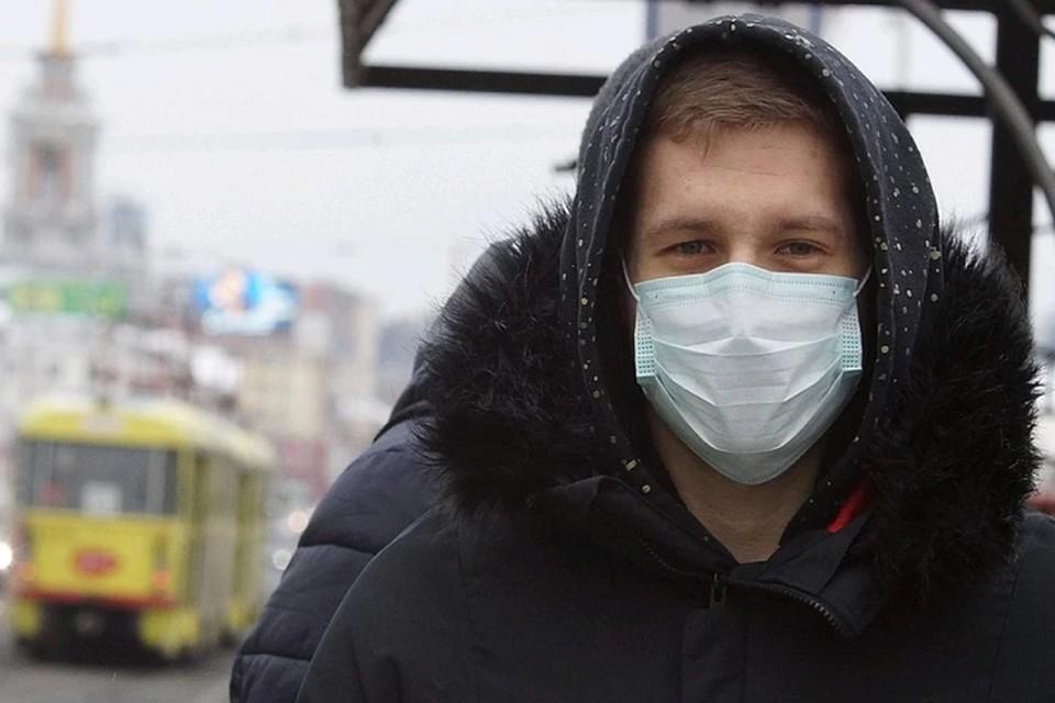 Министр отметила, что маски можно сделать самостоятельно из марли.