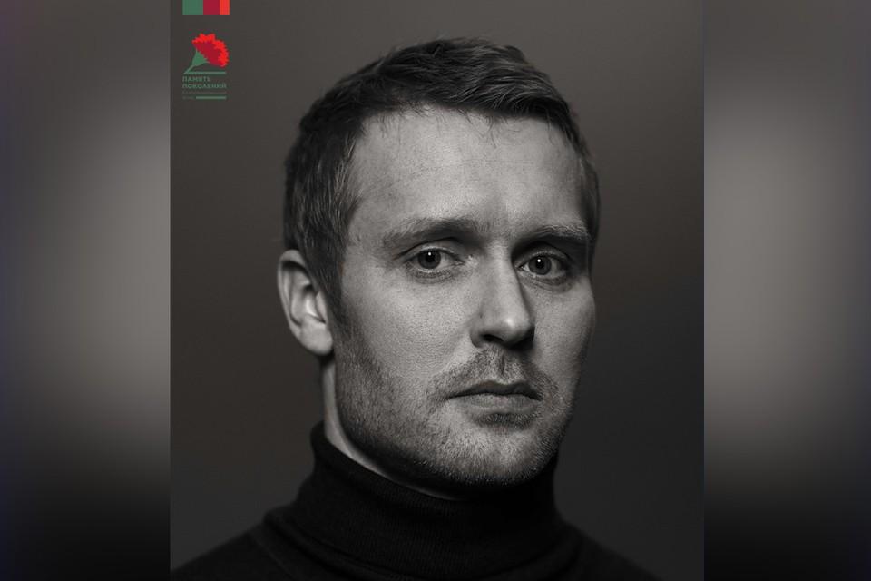 Илья стал одним из героев фотопроекта «Герои России, какими их не видел никто»