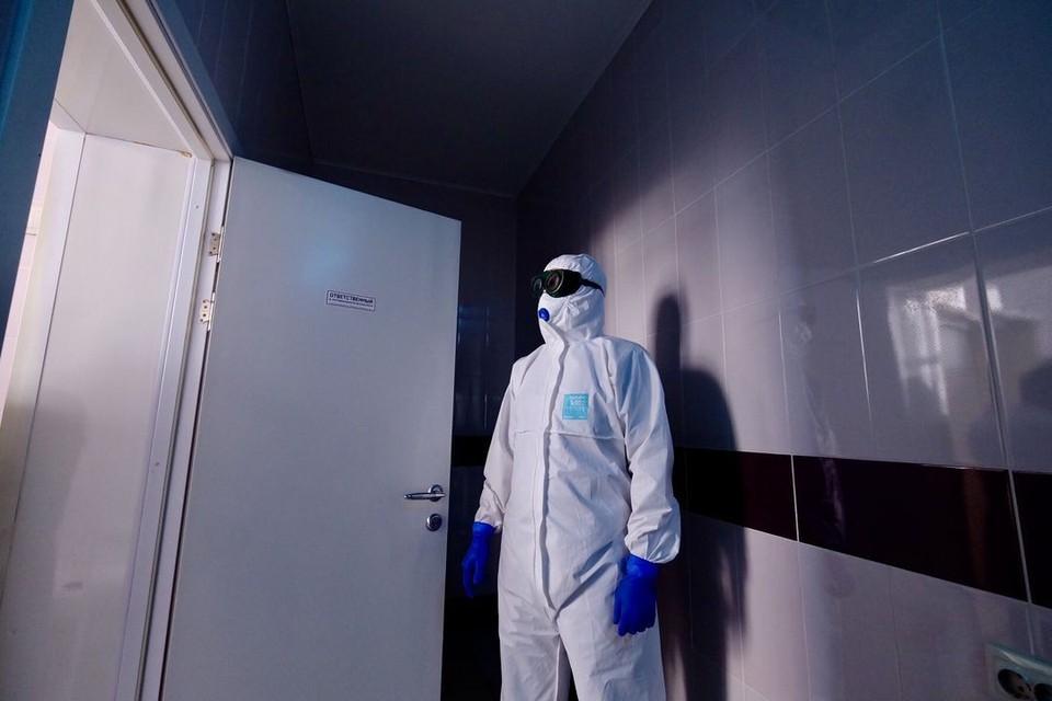 Ученые предполагают, что лечение тромбозов поможет быстрее справиться с коронавирусом. Фото: Минздрав НСО.