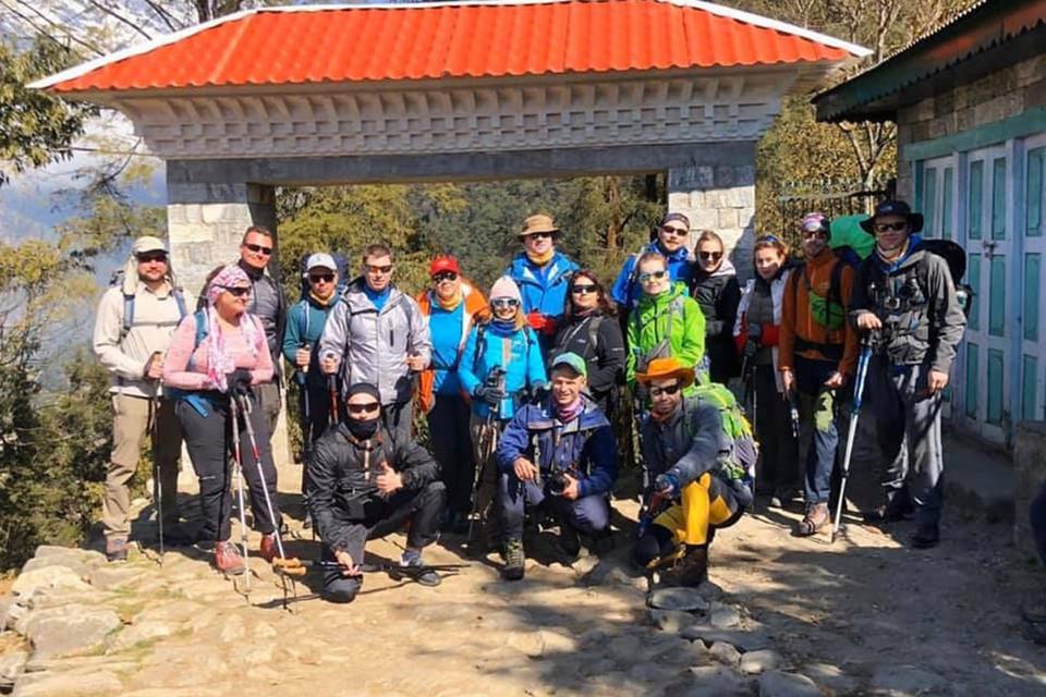 Из-за коронавируса в Непале остался 141 российский турист