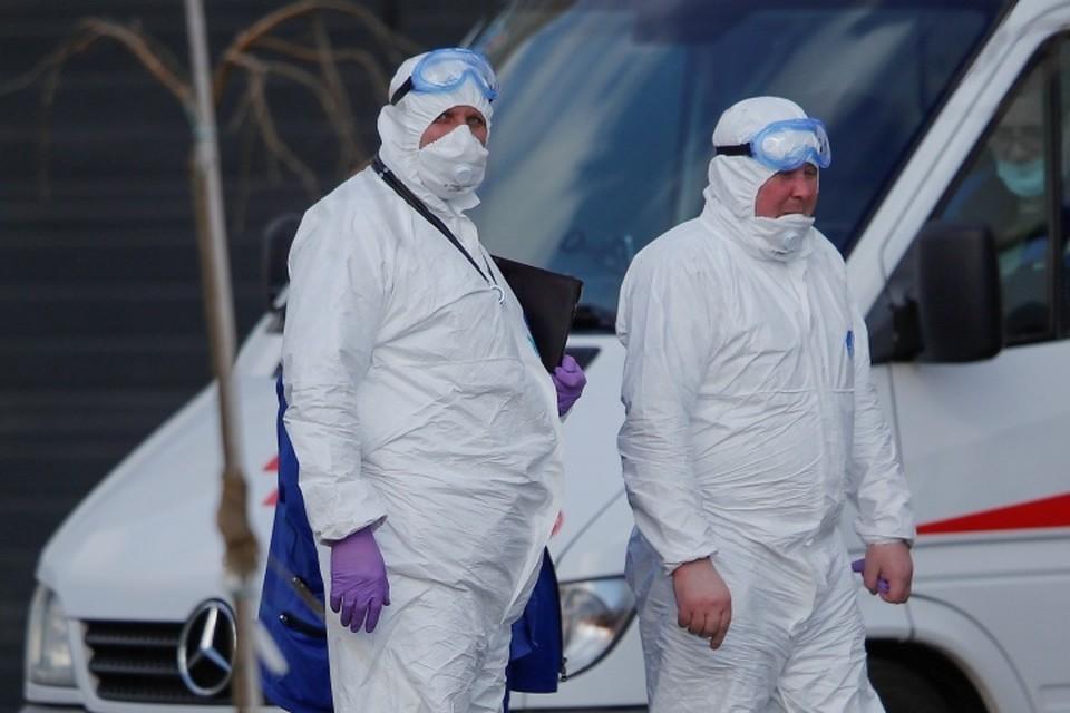 В России зафиксировано 2 777 случаев заболевания коронавирусной инфекцией