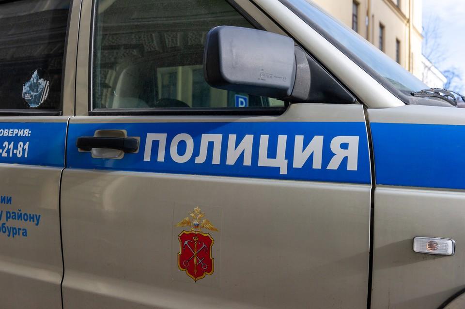 Женщину ограбили на продукты, когда она вышла из магазина в Купчино