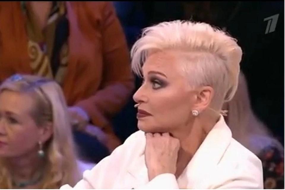 Ирина Понаровская разлучена с родными. Фото: кадр видео.