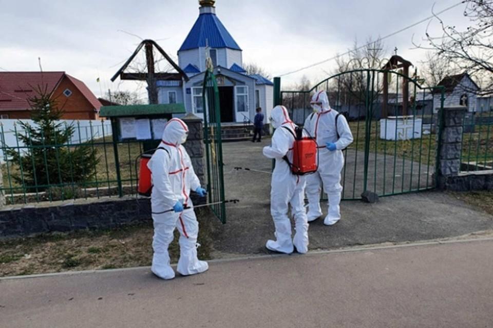 С 6 апреля на Украине ужесточаются ограничения из-за коронавируса