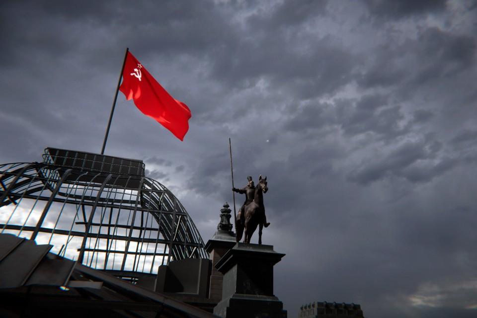 В формате виртуальной реальности проект повествует об истории спецоперации «Знамя Победы»