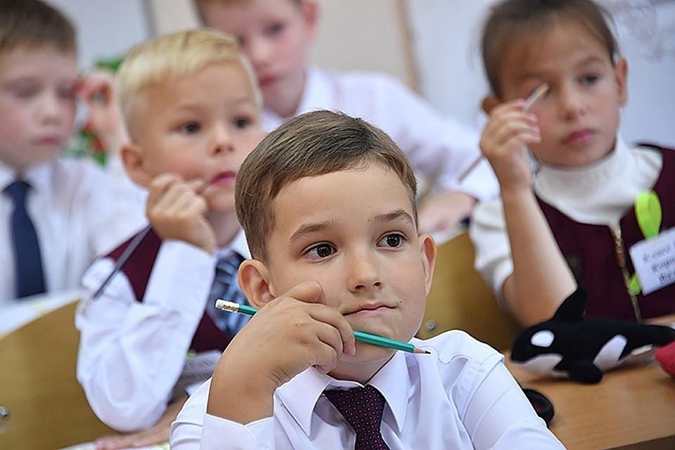 Регионы сами будут решать, когда дети смогут вернуться к очному обучению