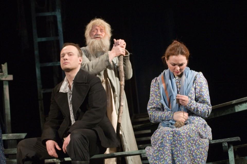Премьера спектакля состоялась 26 апреля 2007 года. Фото: тверской ТЮЗ