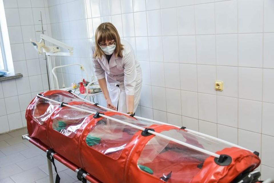 Главный инфекционист региона ожидает, что на следующей неделе будет прирост по количеству заболевших коронавирусом.
